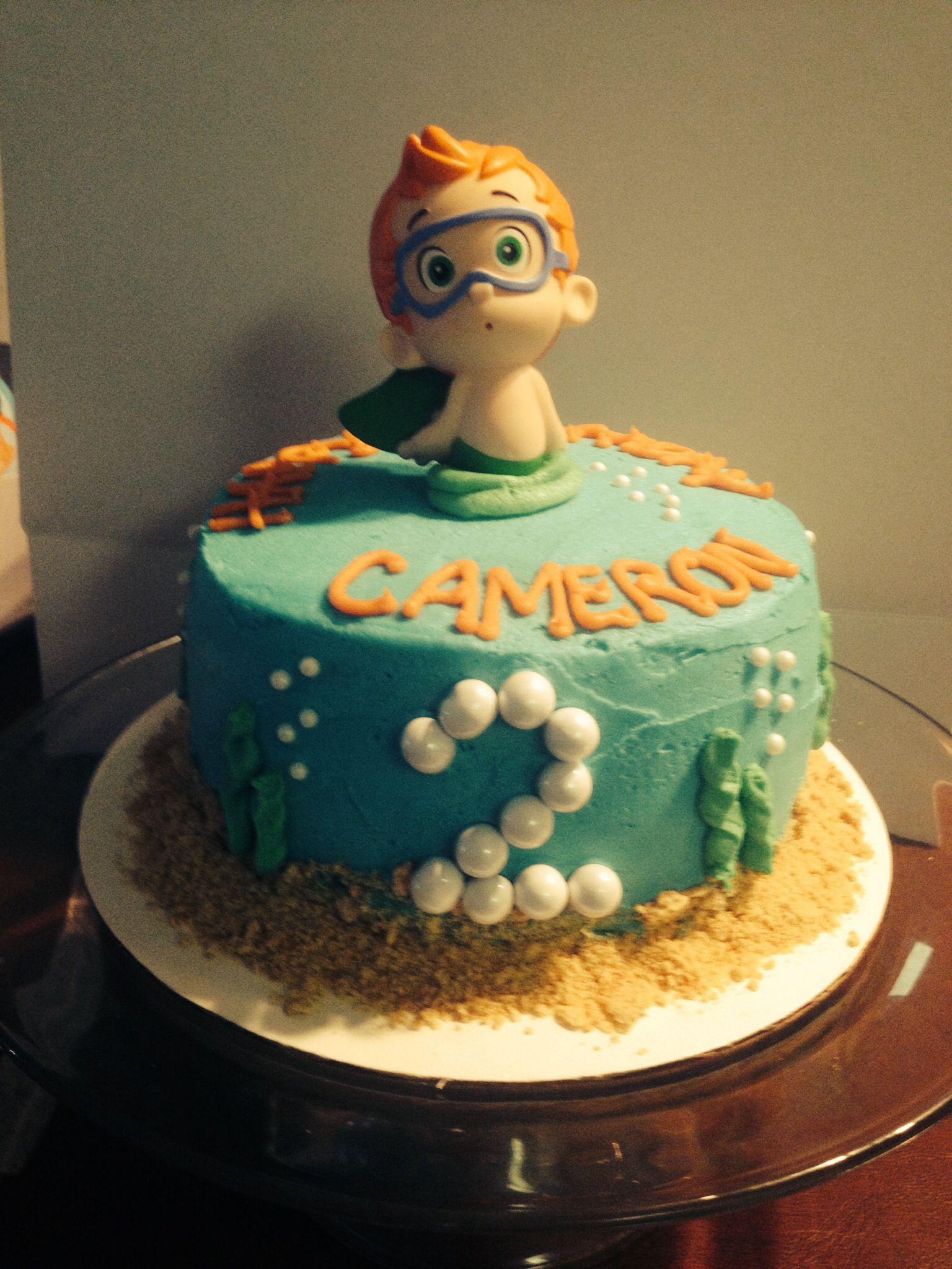 Bubble guppies   Cakes   Pinterest