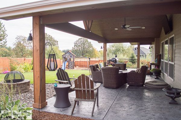 Pin By Tnt Builders Inc On Patio Covers Outdoor Covered Patio Outdoor Patio Rooms Patio