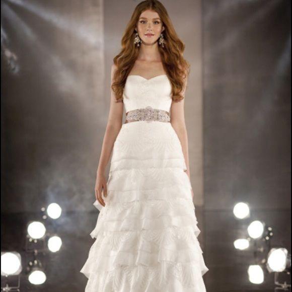 Martina Liana Wedding Dress Used Wedding Dresses Cheap Wedding Dress Wedding Dresses Lace