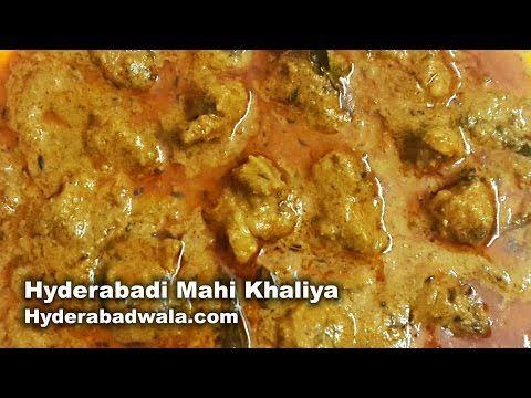 Hyderabadi Mutton Mahi Khaliya- YouTube