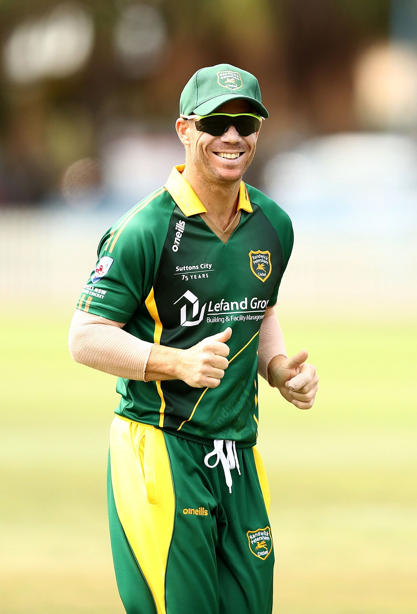David Warner To Play For Sylhet Sixers In Bangladesh