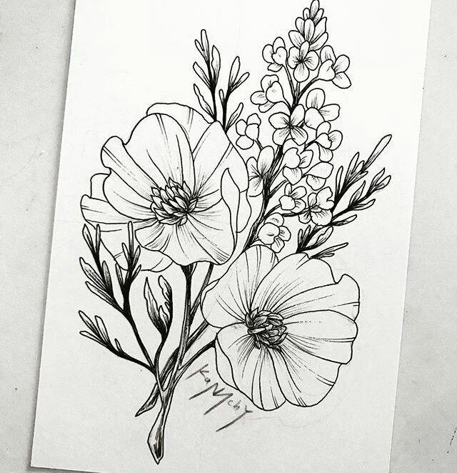 Pingl par fr d rique lavoie sur tattoo pinterest tattoos tattoo drawings et drawings - Coloriage fleur geometrique ...