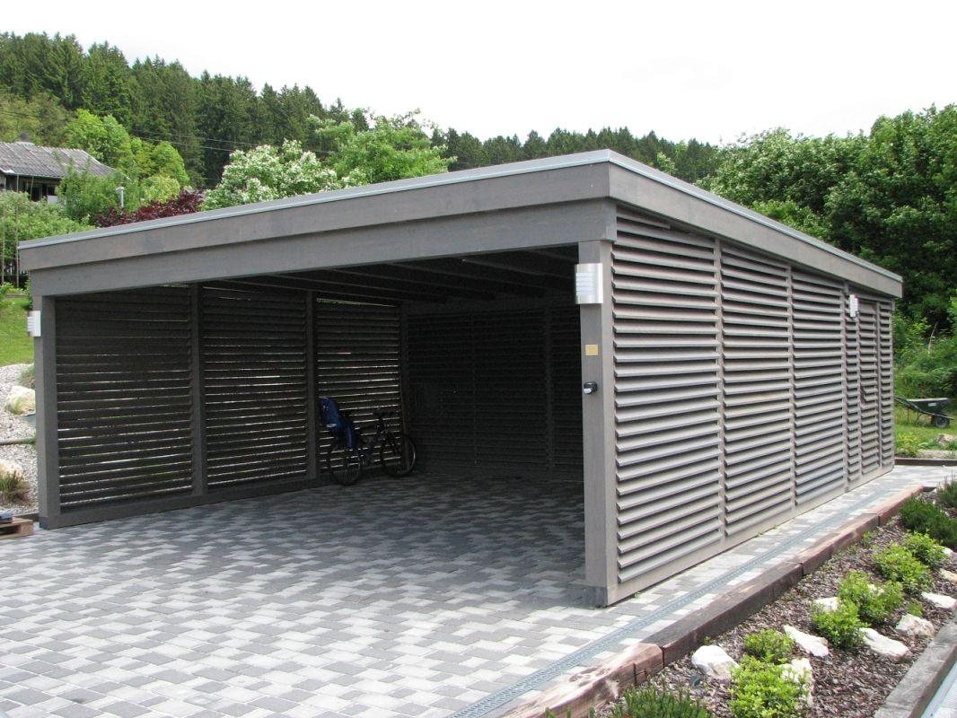 Garagen Gunstig Minimalist : Mizarstvo svetelj avto nadstreški nadstresek z lopo legen