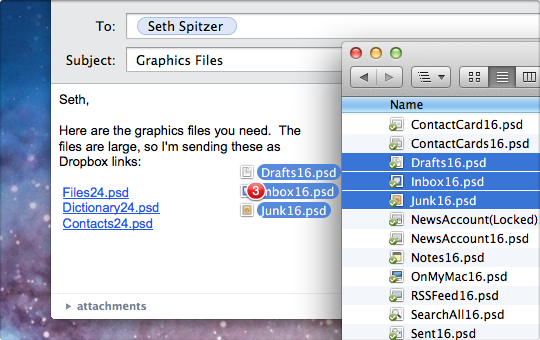 Postbox is a desktop client for Gmail. One of its many