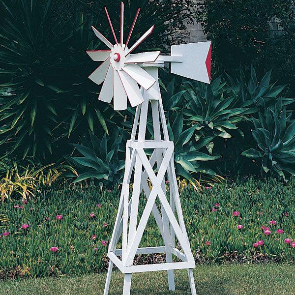 Garden Windmill Plans Free Wind Things Pinterest Windmill