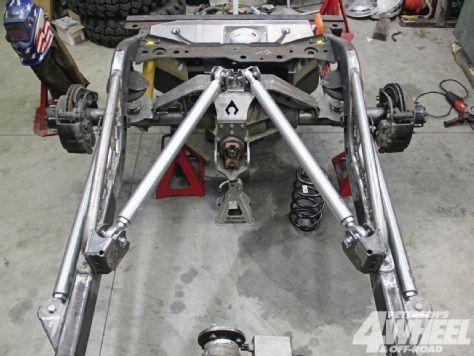 4-Link A 14 Bolt Axle - 4-Wheel | Dana 60 14 Bolt Axle Build