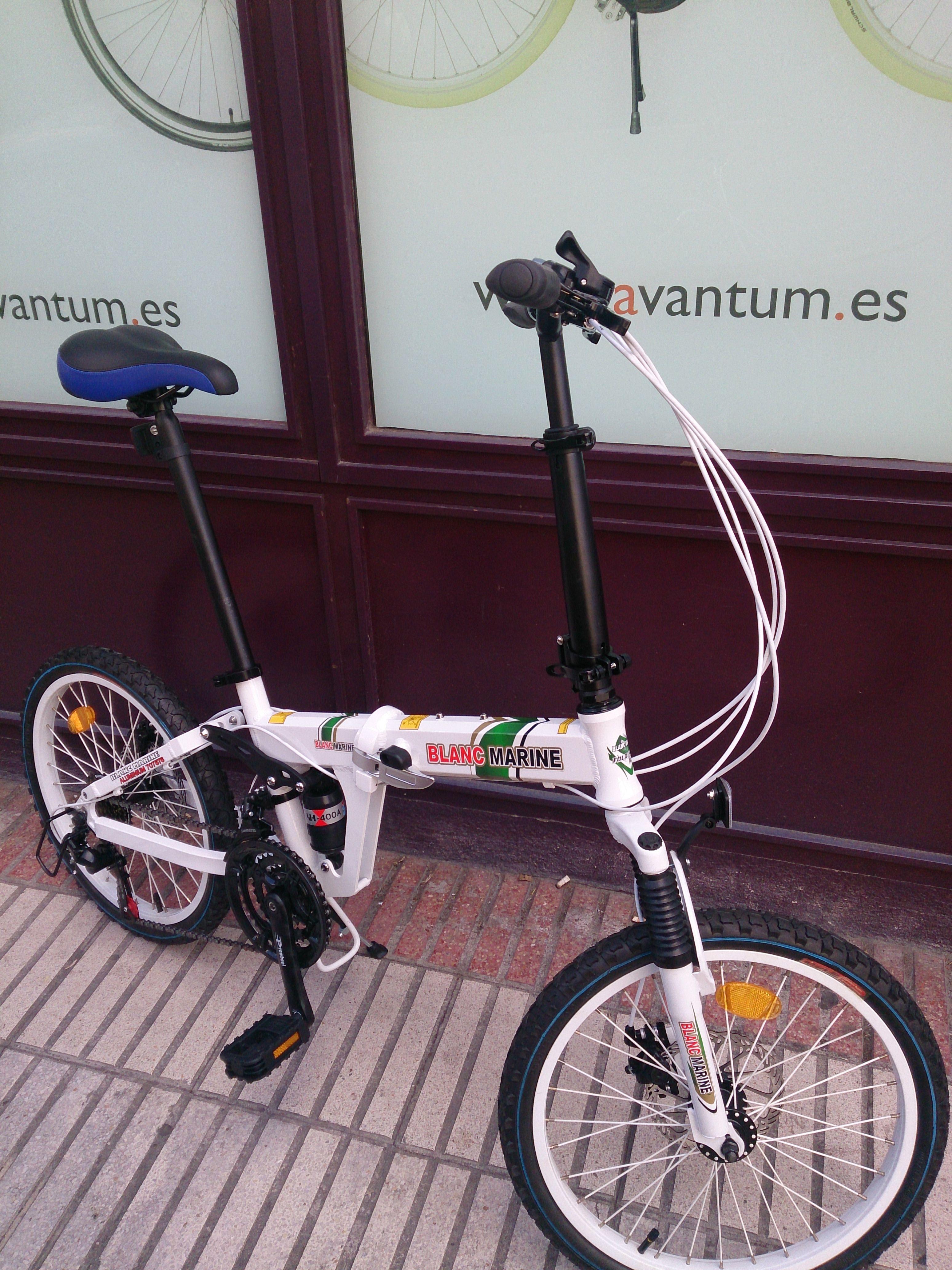 Tilt 120 Folding Bike