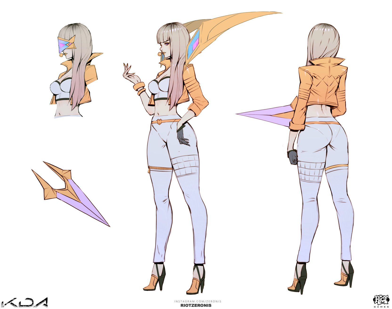 14 Anime Lolis Girl Character Design In 2020
