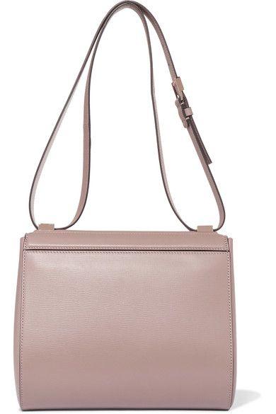 e2b80899c7 Givenchy - Pandora Box Medium Textured-leather Shoulder Bag - Beige - one  size