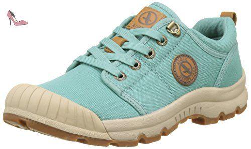 Aigle Tenere Light Low W Cvs, Chaussures de Randonnée Basses femme, Blanc Cassé (Sand), 41 EU