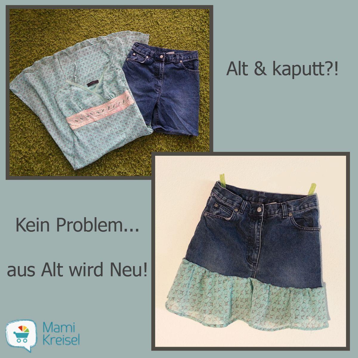 Aus Alt Mach Neu Kleidung Ideen 7 Einfache Upcycling