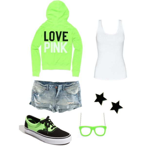 Chiil Summer Look, created by pandabear42.polyvore.com
