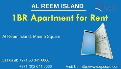 Rich Open 1bdr Aparment In Marina Heights 2 Apartment For Rent In Marina Square Al Reem Island Abu Dhabi For D Buying Property Investment Property Rent