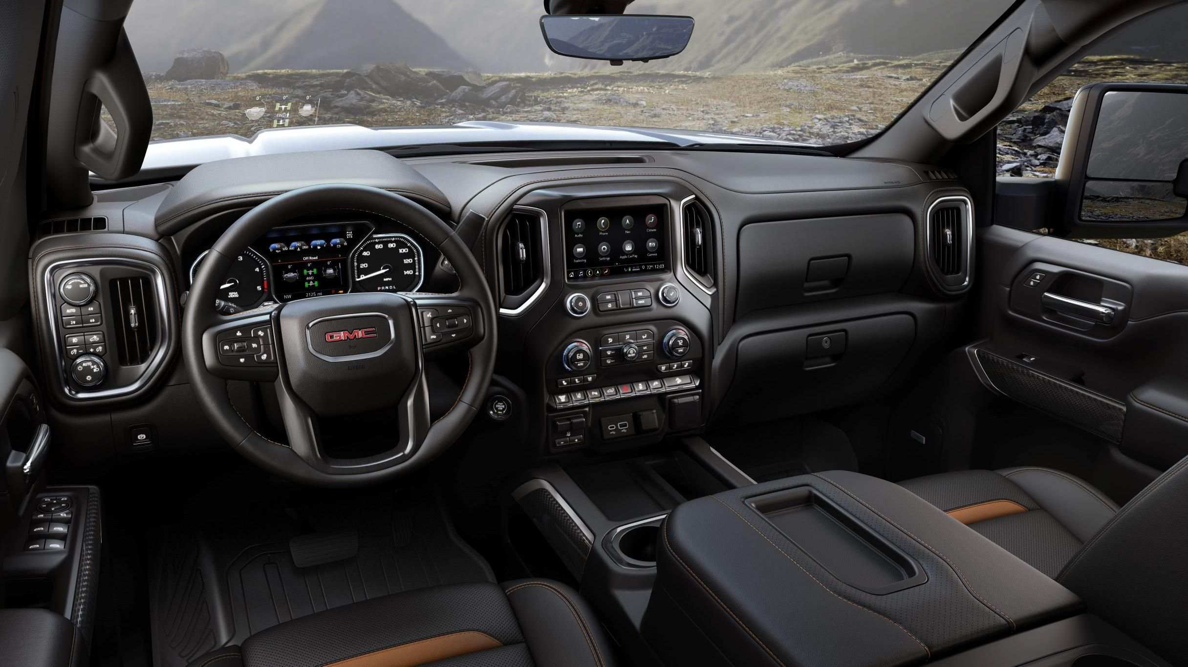 Awesome 2020 Gmc Denali 3500 Dually Interior And View Di 2020 Teknologi