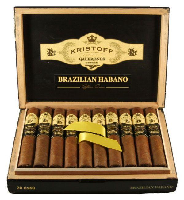 Kristoff Galerones Series Sentido Robusto Cigars