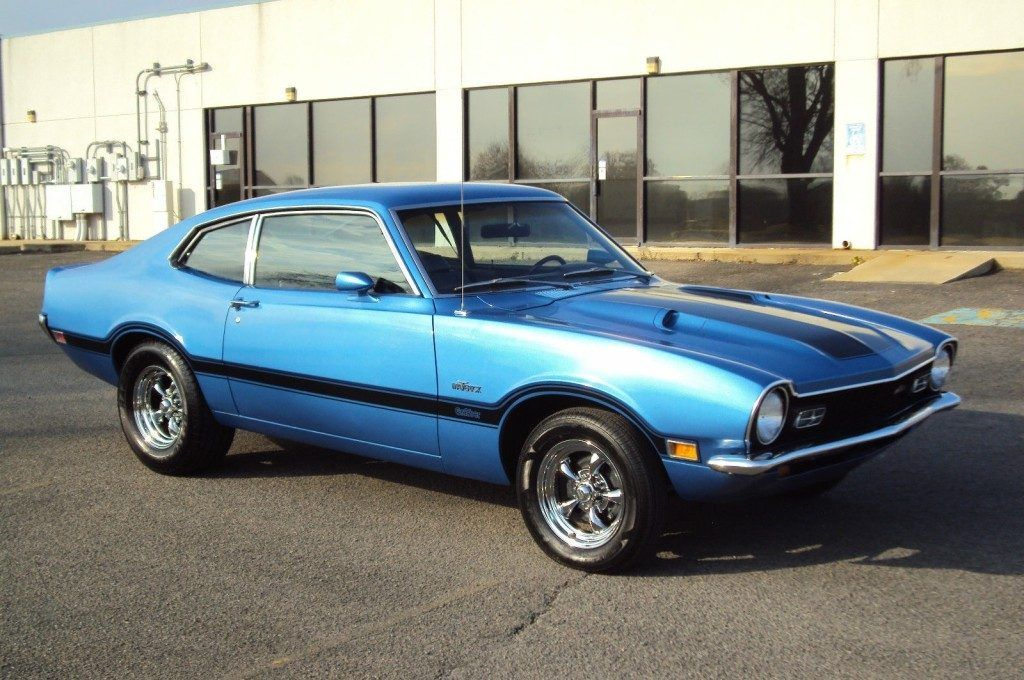 1972 Ford Maverick Grabber With Images Ford Maverick Classic