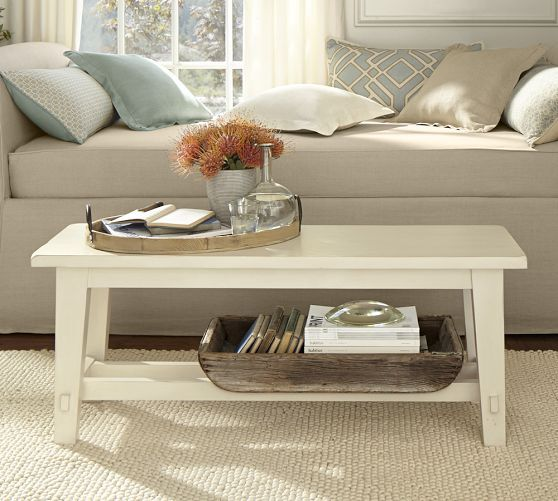 Blakely Bench Pottery Barn Could Double Function As