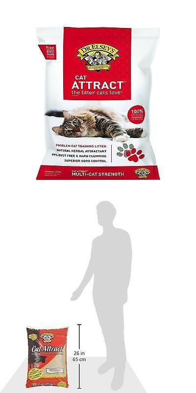 Litter 116363: Dr. Elseys Cat Attract Cat Litter 40 Lb -> BUY IT NOW ONLY: $30.16 on eBay!