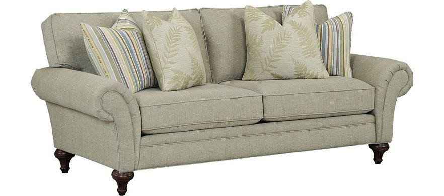 Living Room Furniture Sandridge Sofa Living Room Furniture Havertys Furniture