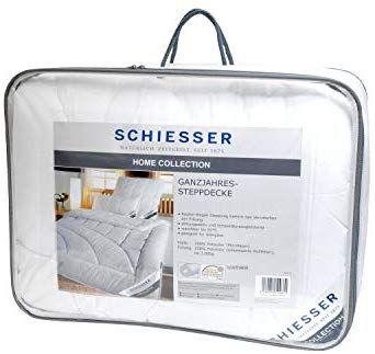 Schiesser ganzjahres Steppbett / Bettdecke / 135 cm x 200