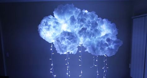 Hereu0027s The DIY Cloud Lamp That Doesnu0027t Cost You $3,000, And Itu0027s So