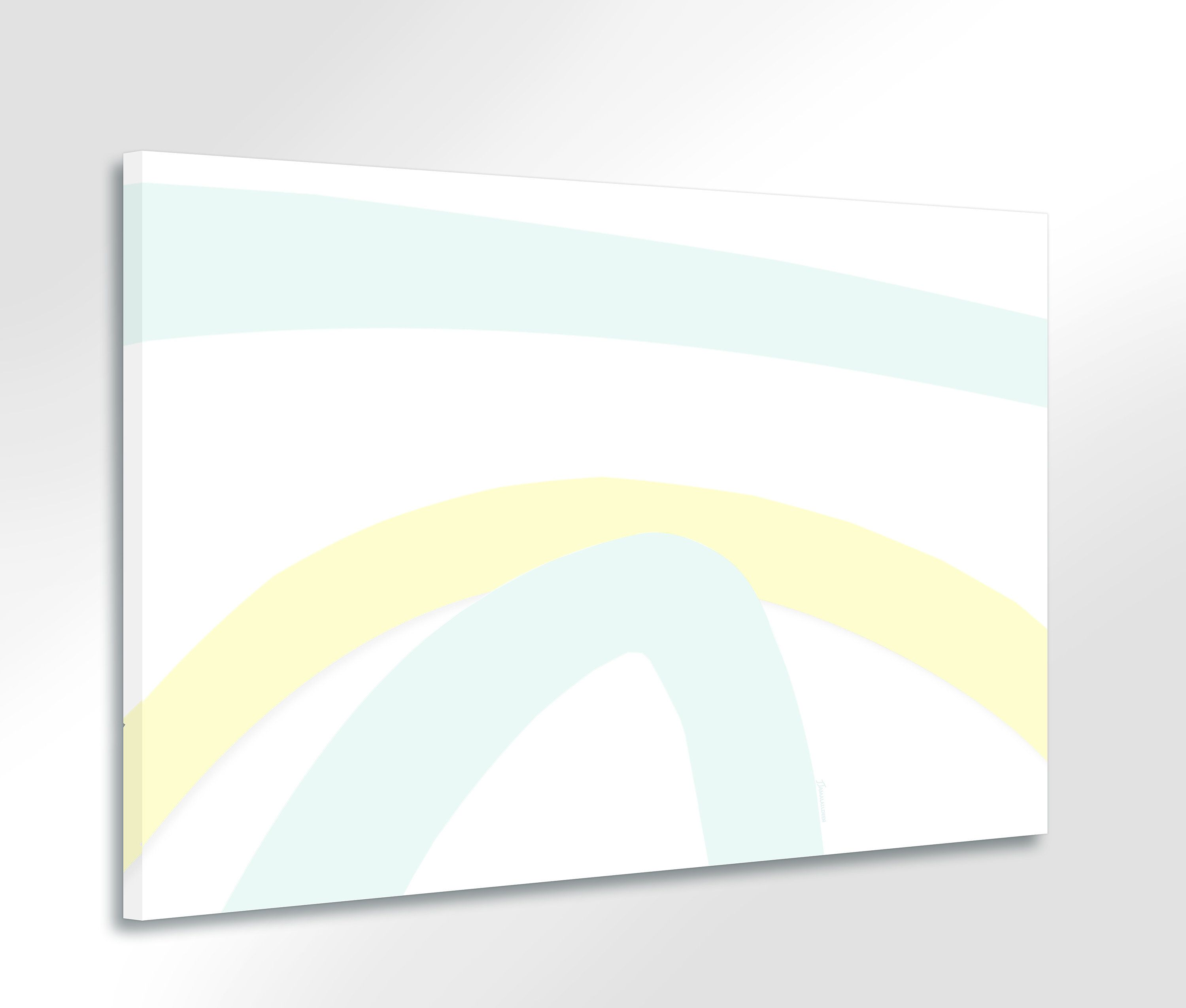 Large canvas wall art abstract painting original giclee print