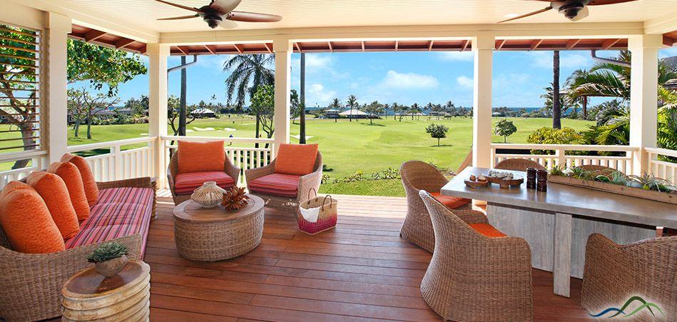 Club Bungalow Ocean View Two Bedroom Kauai vacation