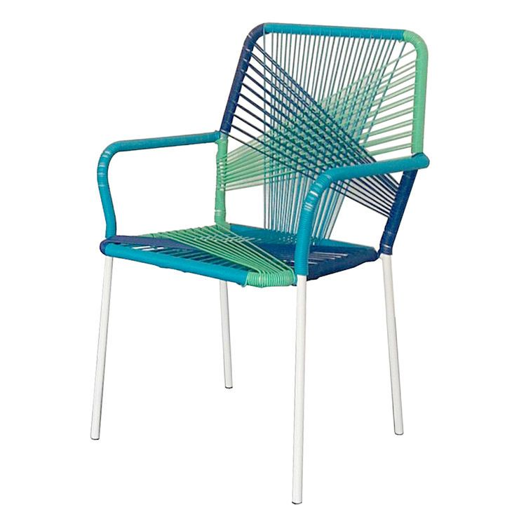 U003cpu003eLightweight, Stack Able, And Low Maintenance, These Modern. Wicker  ChairsOutdoor ...