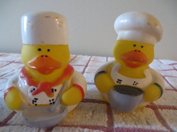 Chef Rubber Duckies...