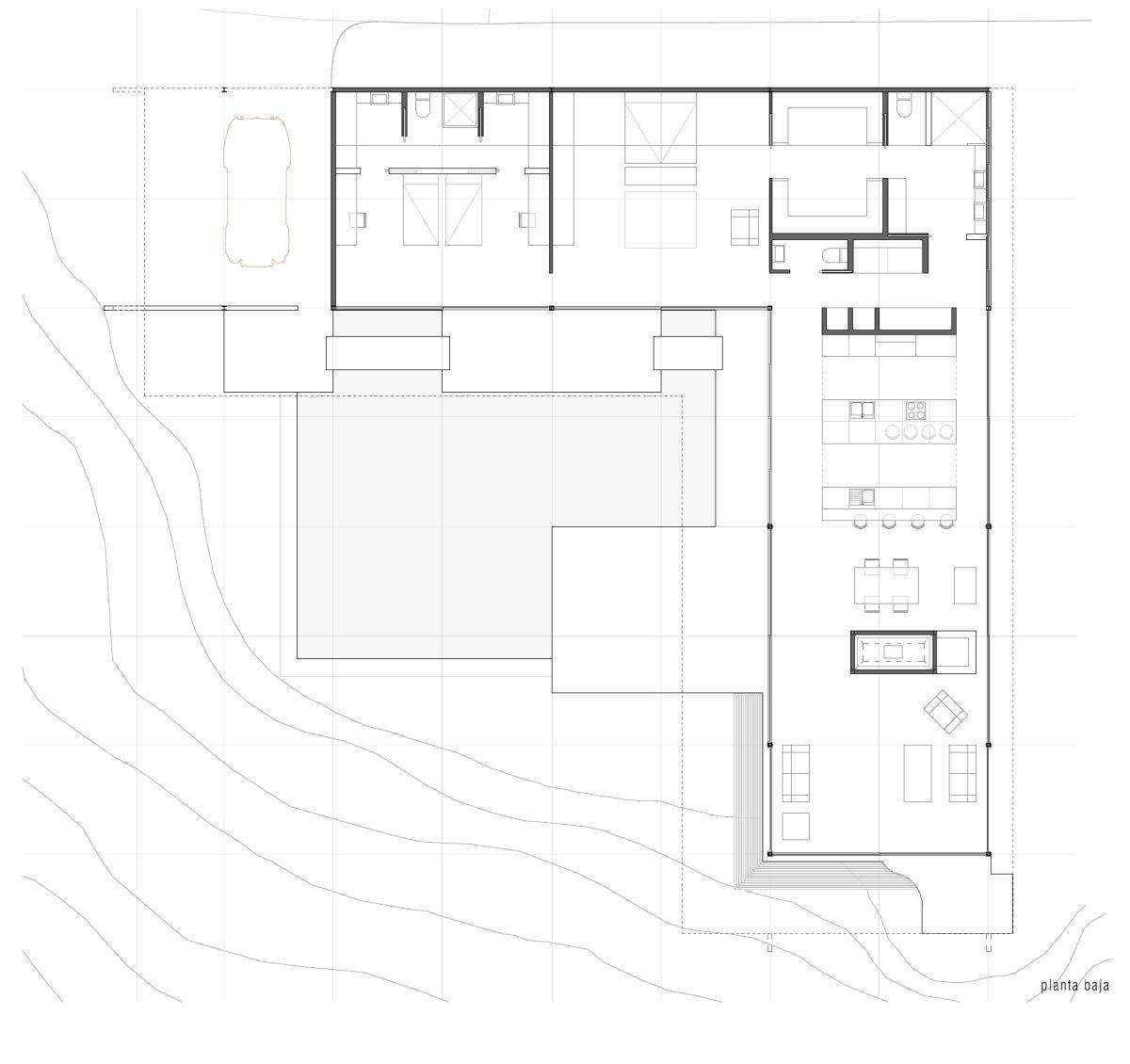 csh22 01a case 22 pinterest stahl house case study design and rh pinterest com Case Study House 21 Pierre Koenig Drawings