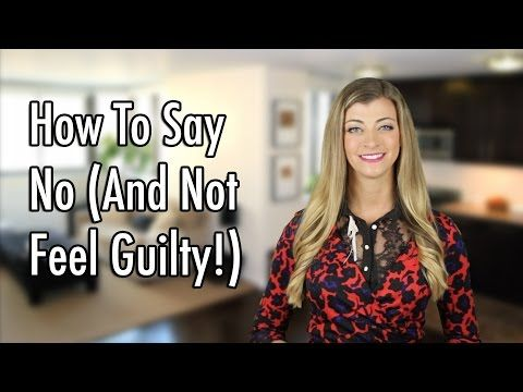 How to Say No  |  #JessicaProcini #LaughYourselfSkinny #losingweight #Weightloss #dieting #Overeating