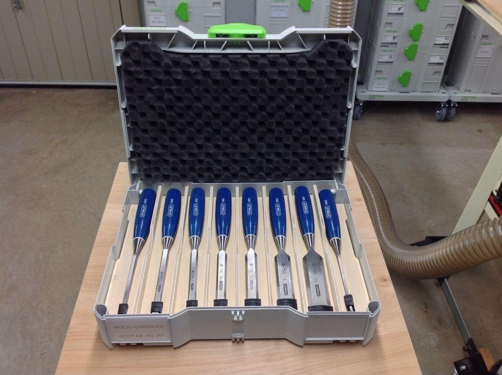 Chisel Storage Festool Systainer Festool Festool Tools