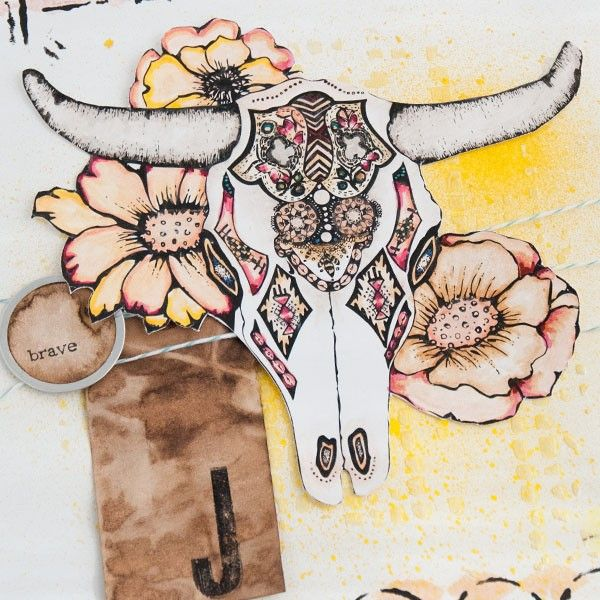 Project Ideas from The Coloring Studio + A Coupon – Somerset Place: The Official Blog of Stampington & Company