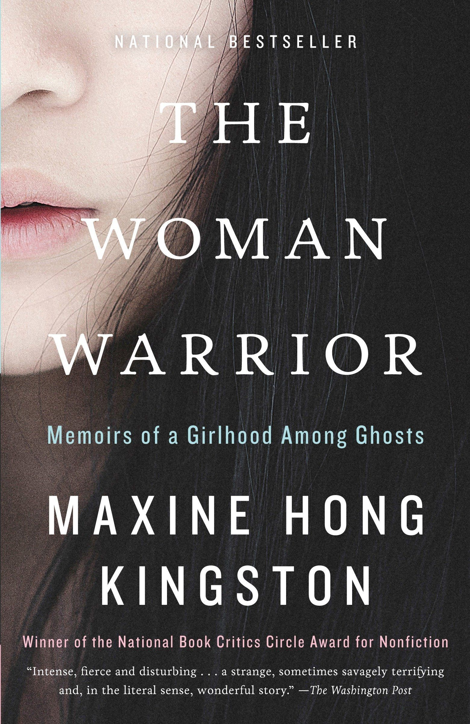 Maxine Hong Kingston The Woman Warrior Maxine Hong Kingston Warrior Woman Feminist Books