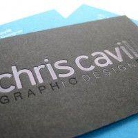 40 Awe-Inspiring Business Cards from Designer's Community