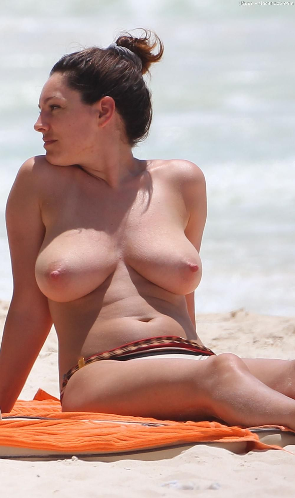 Sexy big tit country girl naked