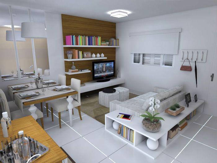 Como decorar uma sala quadrada living rooms and room for Como decorar sala