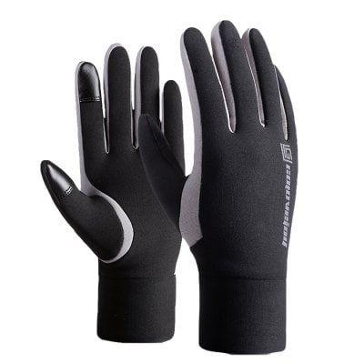 Motorcycle Waterproof Cold Screen Finger For Men Full Windproof Gloves Winter