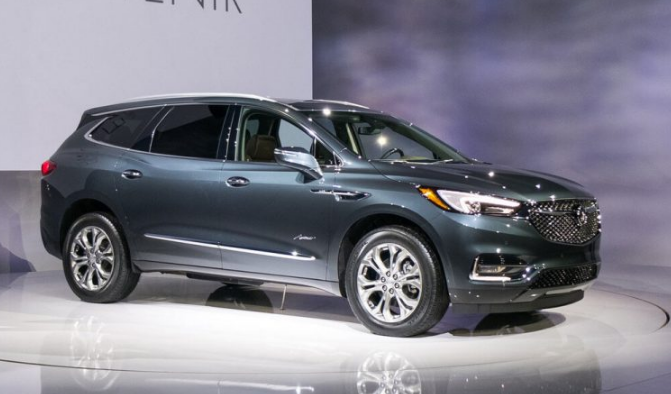 2020 Buick Enclave Changes – Hybrid, Avenir >> Pin On Buick