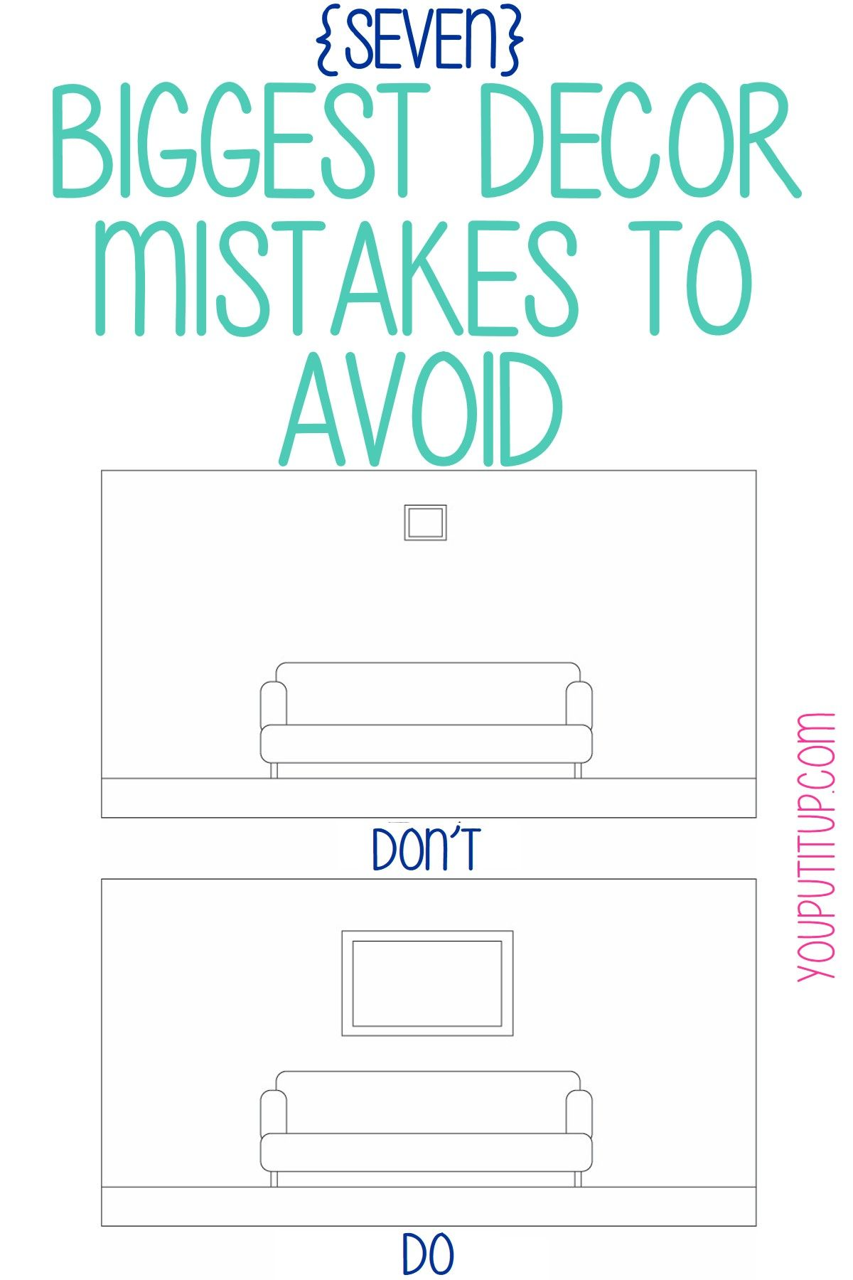 7 Design Mistakes To Avoid In Your Hall: 7 Biggest Decor Mistakes To Avoid #ideas #decor