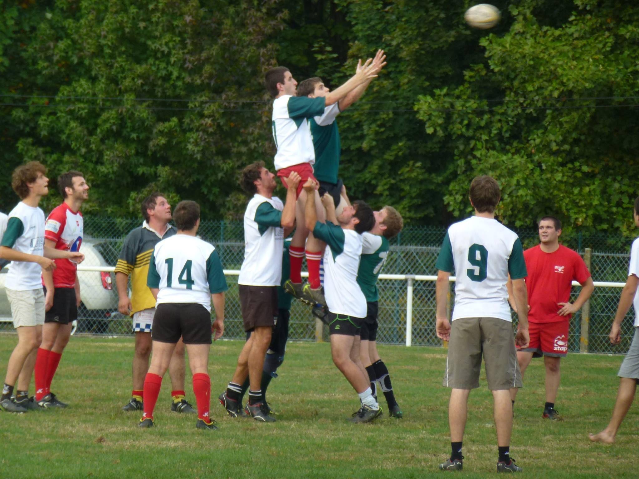 Equipe de rugby de l'ENSGTI