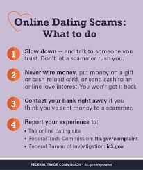 are there scams on dating sites