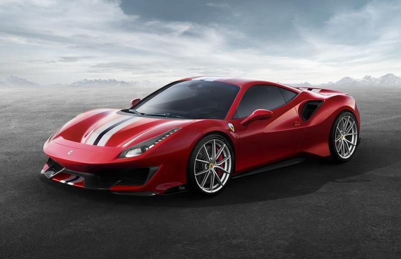 Pin Pa Ferrari