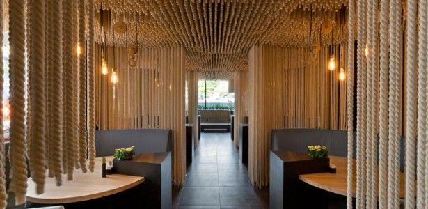 rope restaurant design