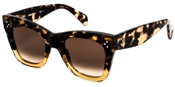 4cc8ddce7f4 Celine CL 41090 S Catherine VNN X9 Sunglasses