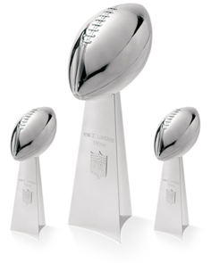 Replicatrophy Is The One Stop Shop For World S Most Famous Sporting Trophies We Provide All Trophy Sales Re Lombardi Trophy Super Bowl Trophy Vince Lombardi