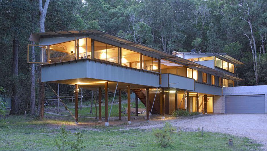 Verandah House Beach House Design Beach House Interior House