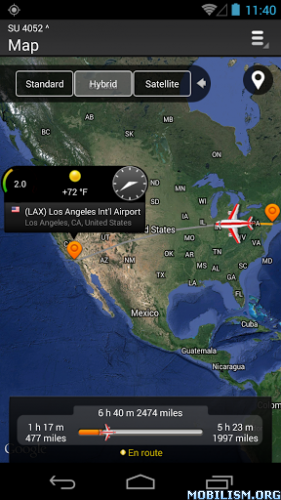 united airlines flight status real time
