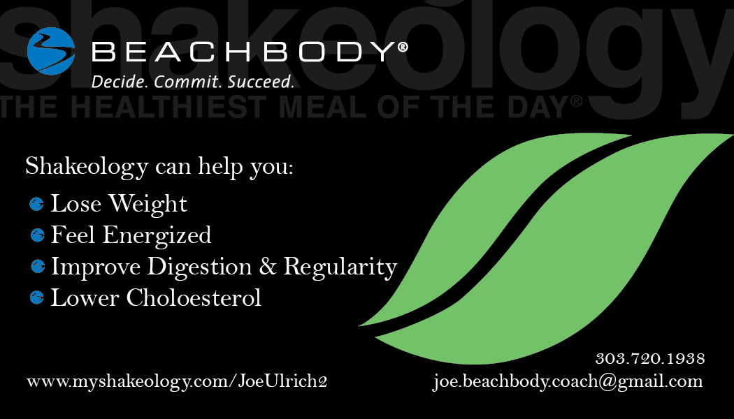 team beachbody business card teambeachbody.com/joelha | TBBCoach ...