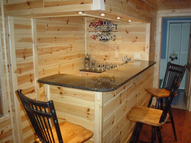 Outdoor Tiki Bar, Homemade Bar, Man Cave Bar, Bar Kitchen, Kitchen Ideas,  Man Room, Tiki Bars, Man Caves, Bar Ideas